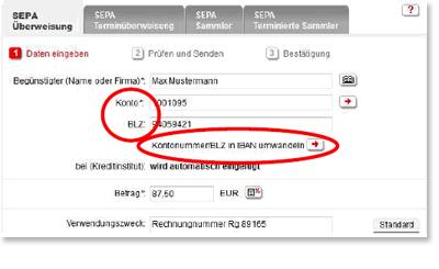 Bankleitzahl Sparkasse Oberhessen
