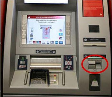 Geld Einzahlen Und Wechseln Mit Unseren Neuen Automaten Der Blog