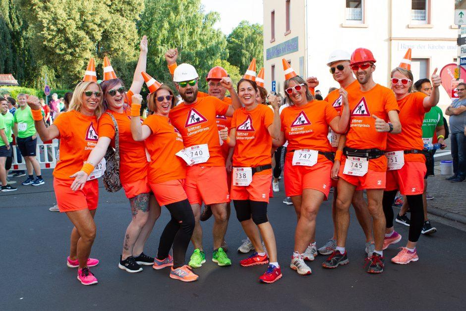 Oberhessen Challenge Lauf in Nidda: So viele Teilnehmer, wie nie zuvor