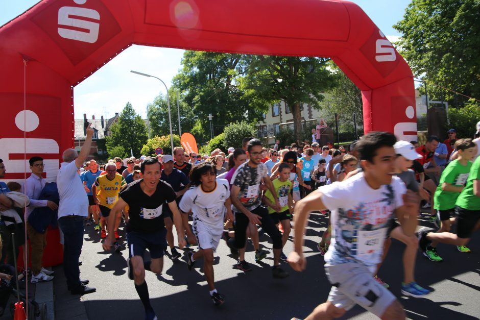 Strolchenlauf in Lauterbach: Anmeldeportal schließt am 29. Mai