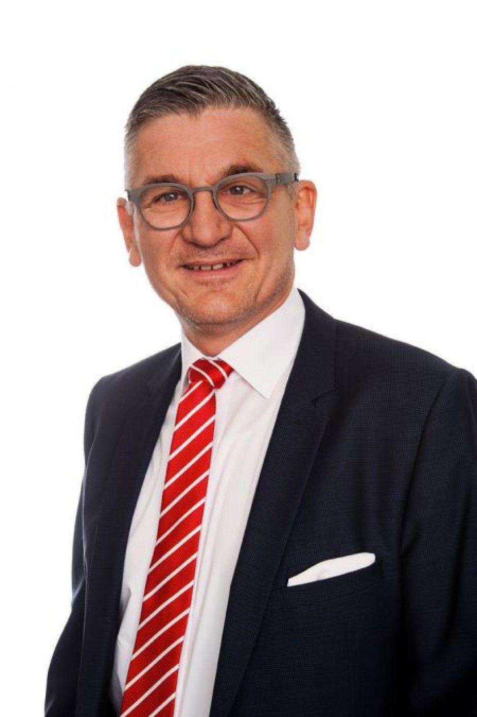 Frank Dehnke zum Vorsitzenden des Vorstandes der Sparkasse Oberhessen gewählt