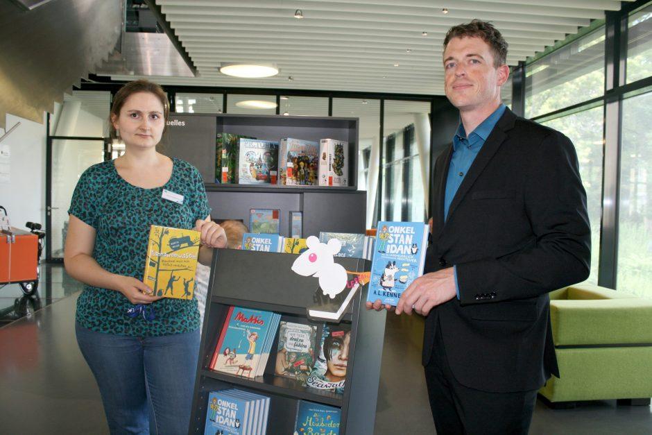 """Ferien-Futter für kleine Bad Vilbeler """"Leseratten"""""""
