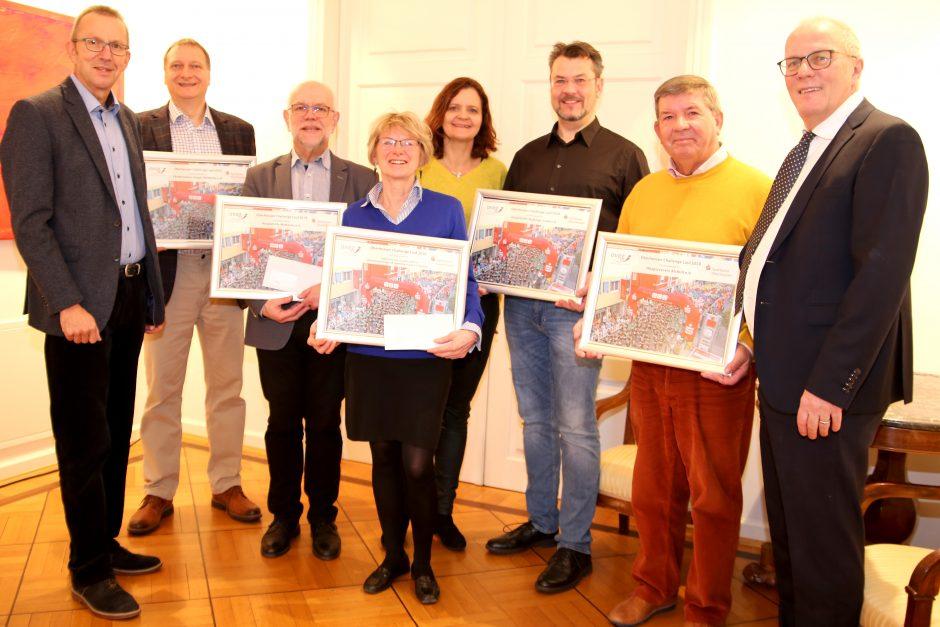 5.748 Euro für den guten Zweck – erneut Rekord-Spendensumme bei Oberhessen Challenge Lauf