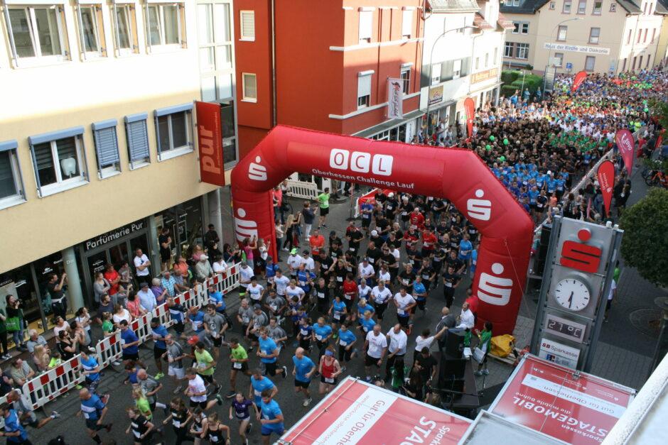 13. Oberhessen Challenge Lauf (OCL) startet erst 2021