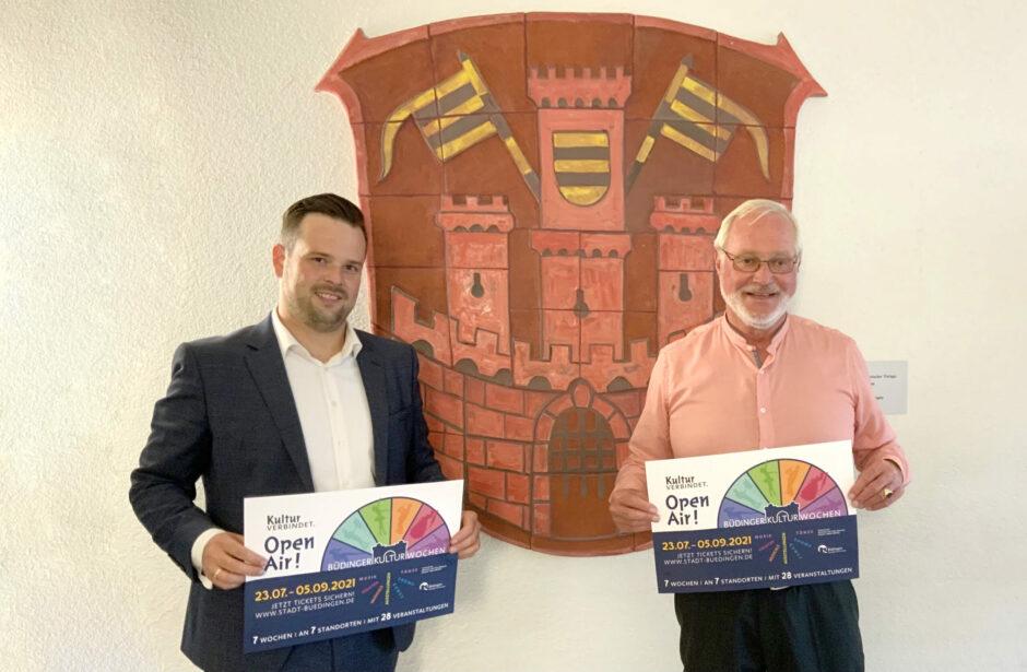 Sparkasse Oberhessen ist Premium-Sponsor der Büdinger Kulturwochen